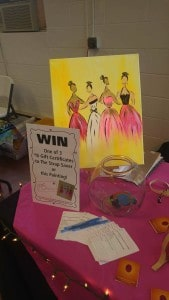 Win 3 Strap Saver Gift Certificates or this painting at Made in Monmouth