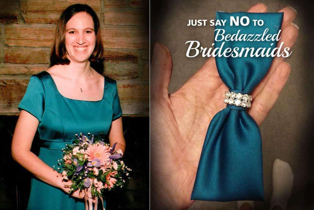 The Bedzazzled Bridesmaid
