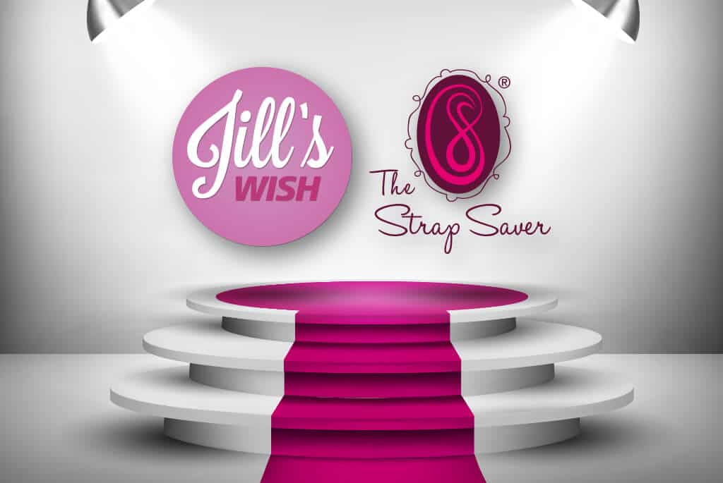 The Strap Saver and Jill's Wish Join Forces