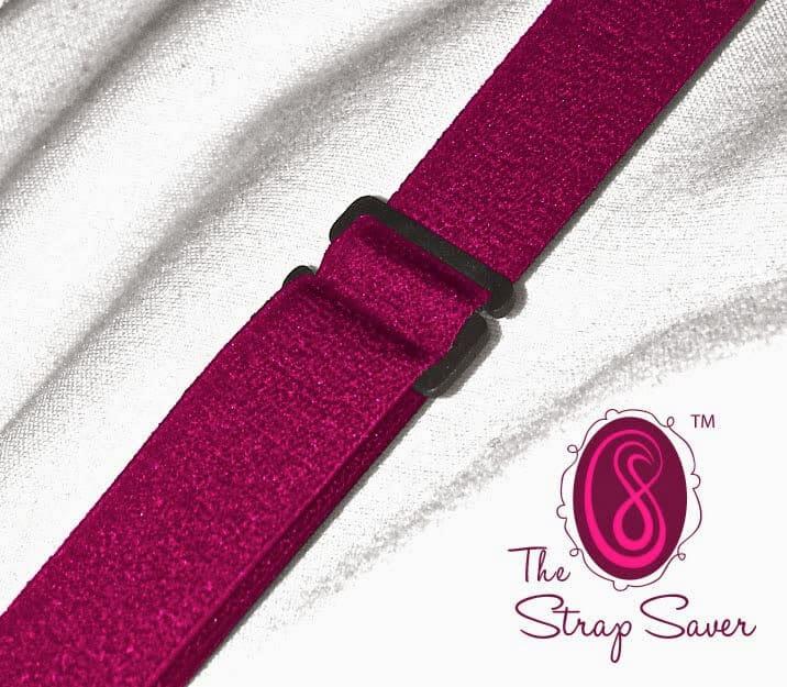Strap saver on a strap